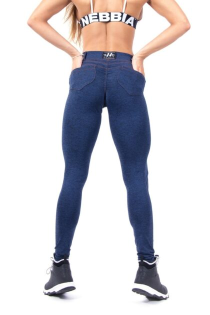 Bubble Butt Blue Pants