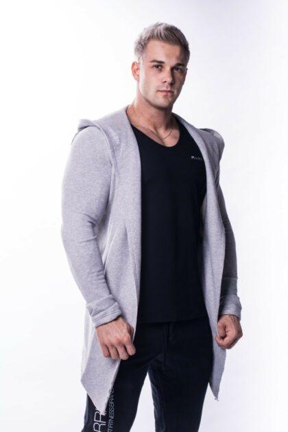 Grey AW Long Coat