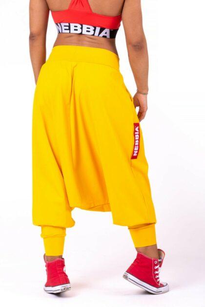 Yellow Aladdin Pants