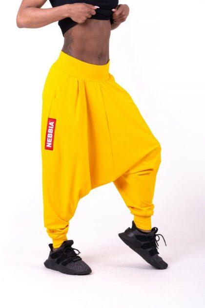 Drop Crotch Aladdin Pants