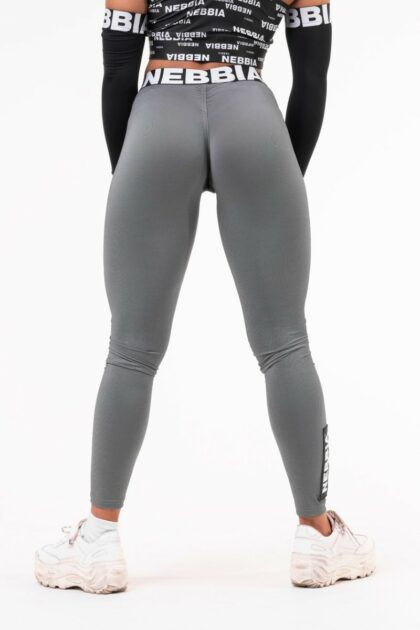 Iconic Dark Grey Leggings