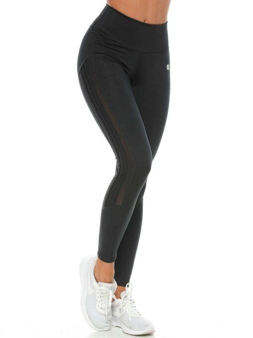 Susan Black Fitness Leggings