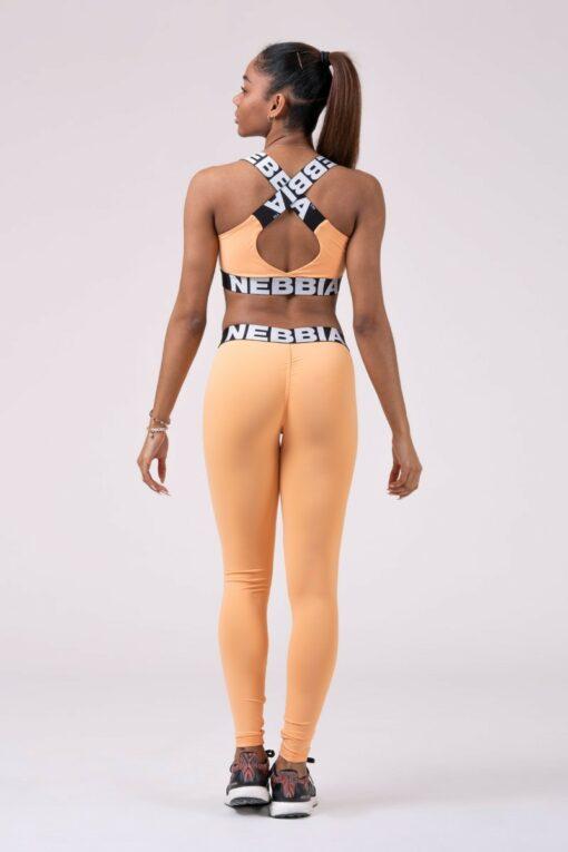 Nebbia Iconic Women's Apricot Leggings