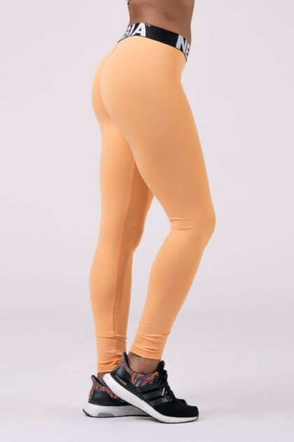 Squad Hero Scrunch Butt Apricot Leggings