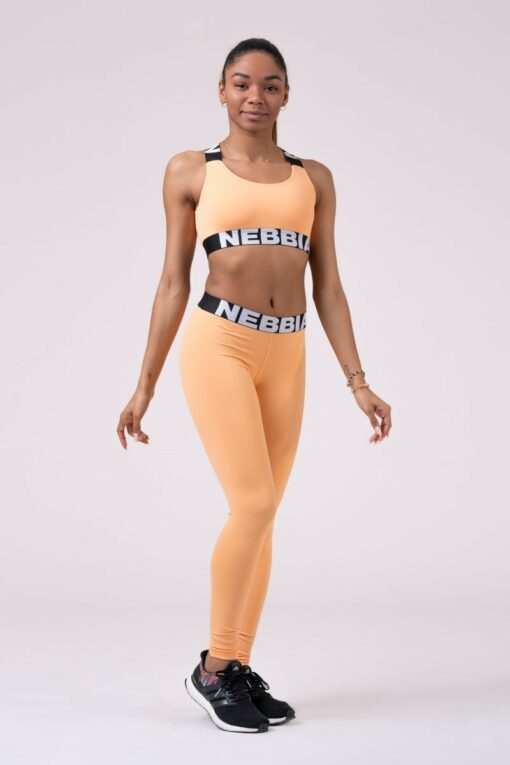 Women's Scrunch Butt Apricot Leggings