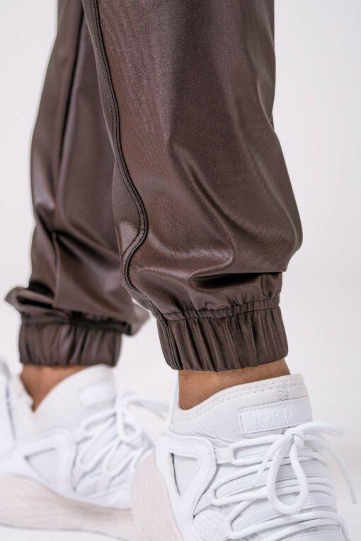 Nebbia Brown Loose Pants