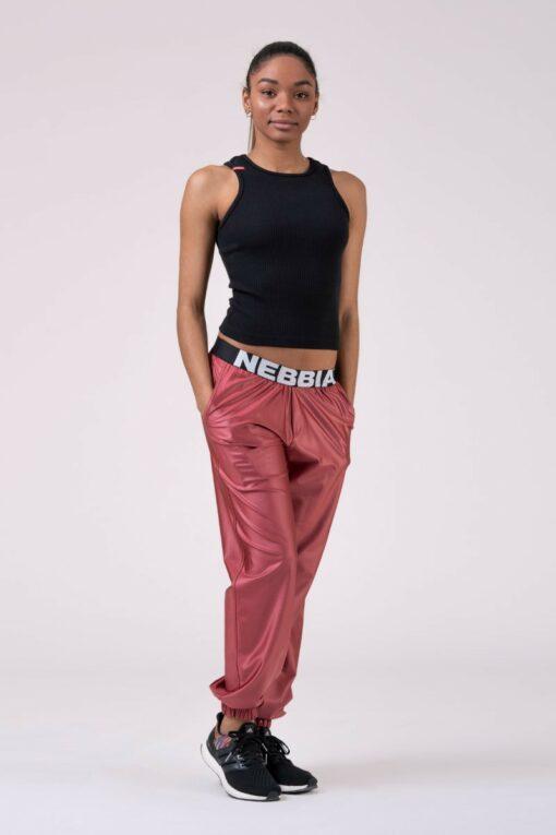 Nebbia Sportswear Peach Pants