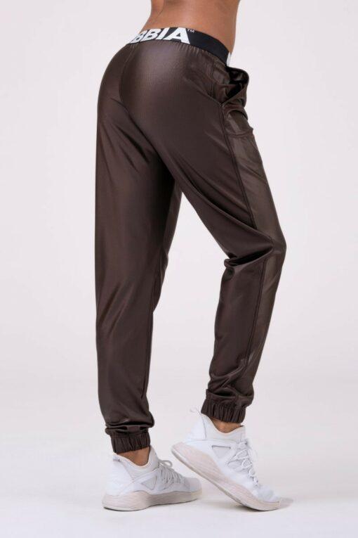 Sports Drop Brown Crotch Pants