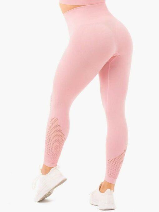 Ryderwear Seamless Pink Leggings