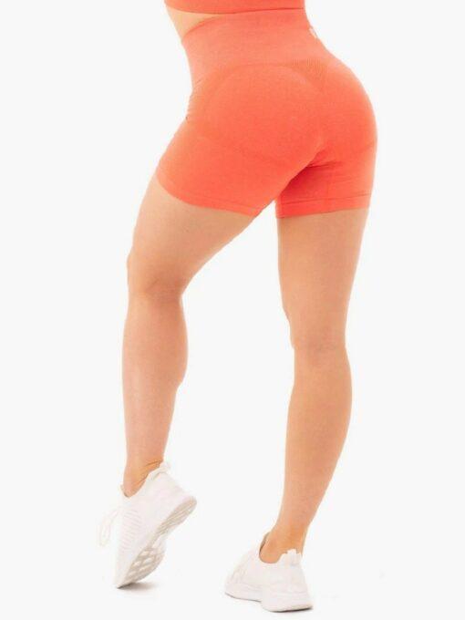 Seamless Orange Shorts
